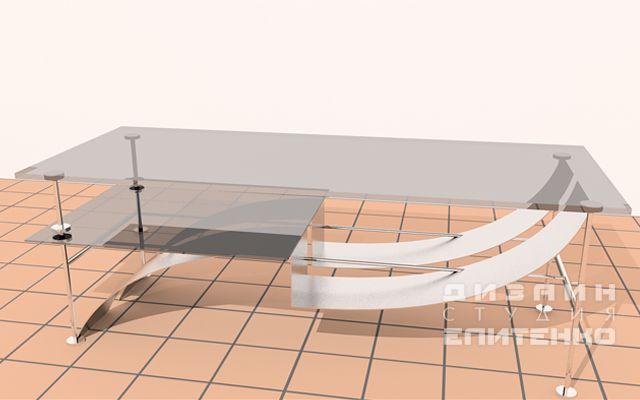 телевизионный столик